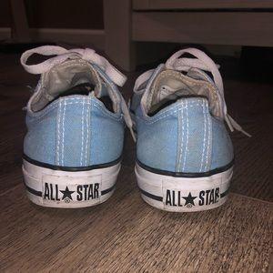 Converse Shoes - Blue Chuck Taylor